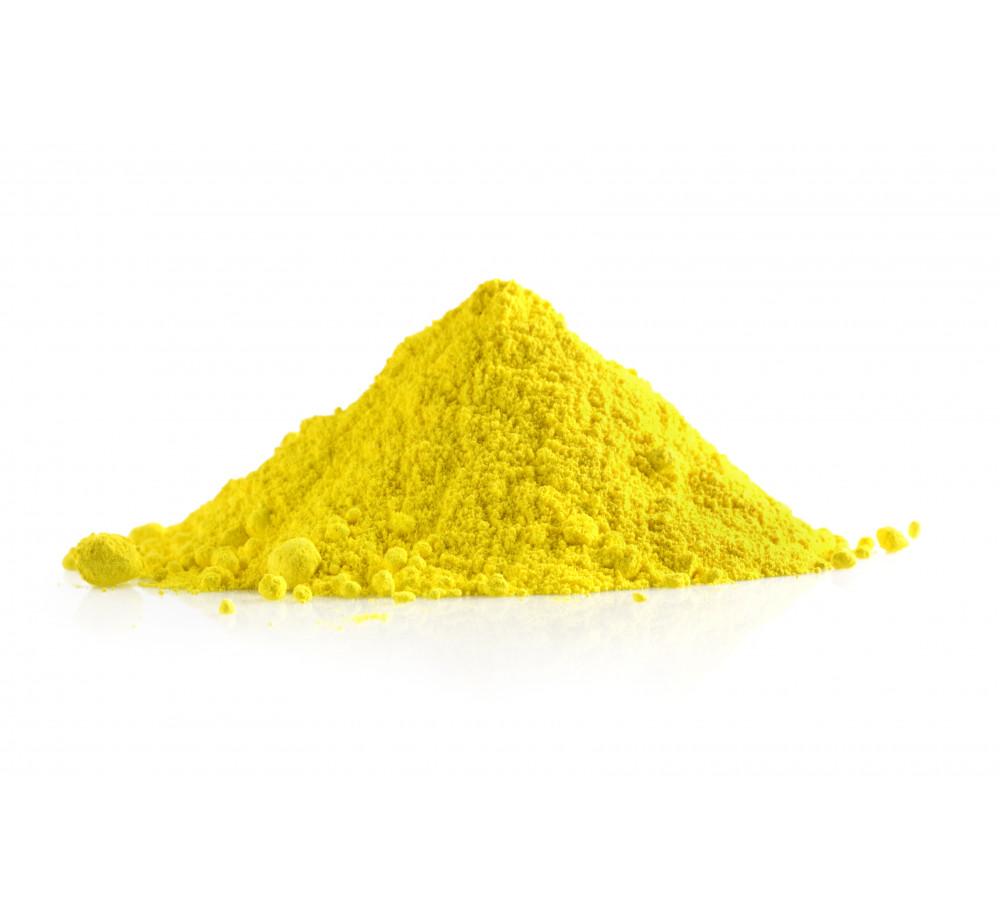 Ներկանյութ դեղին (E110)