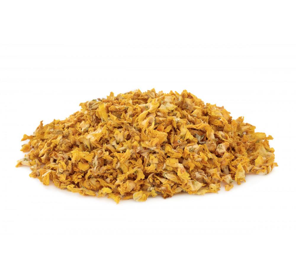Жареный лук в рапсовом масле